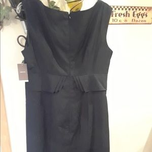 NWT Merona black dress